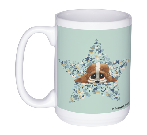 Sam® Head Stars 15oz Mug