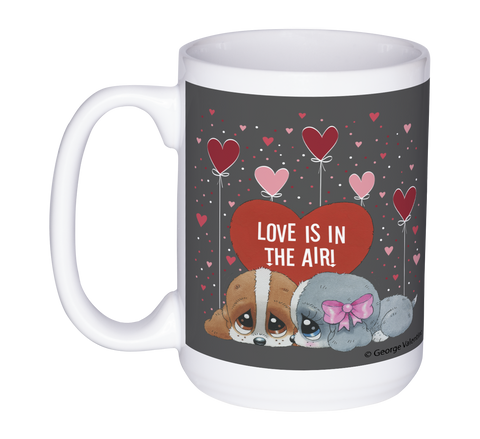 Love is in the Air 15oz Mug