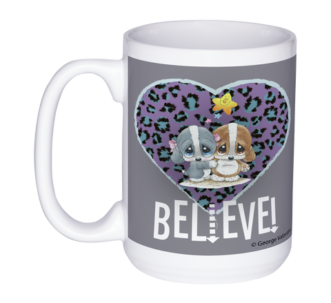 Believe 15oz Mug