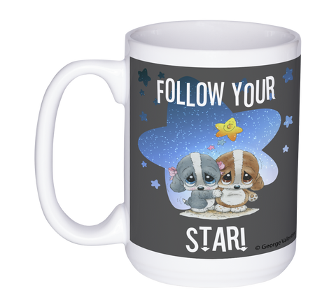 Follow Your Star 15oz Mug