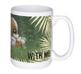 Come Fly With Me 15oz Mug