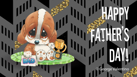 Happy Father's Day E-Card