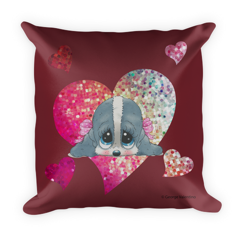 Honey® Head Heart Pillow