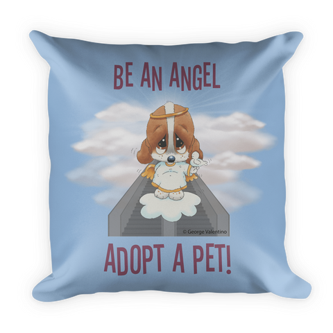 Be an Angel Pillow