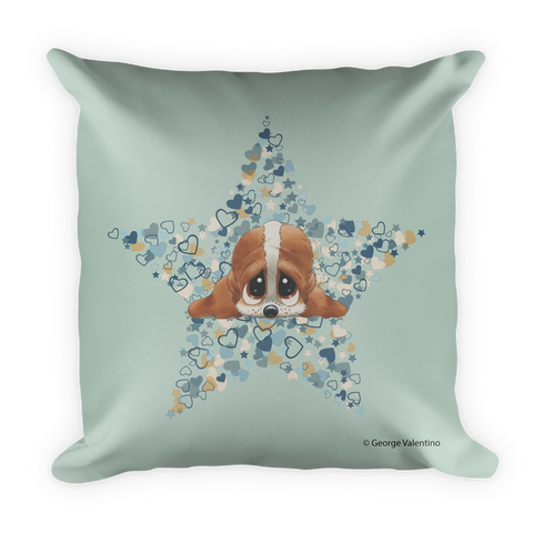 Sam® Head Stars Pillow