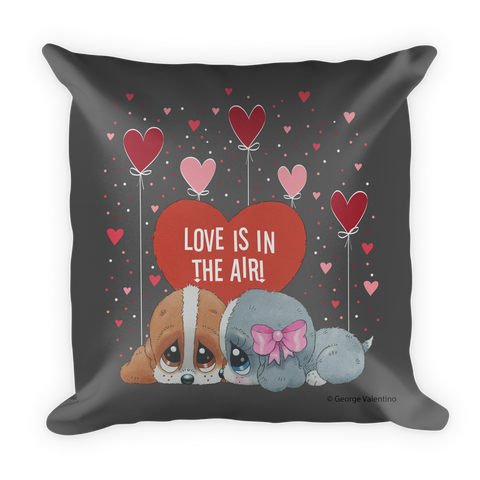Love is in the Air Pillow