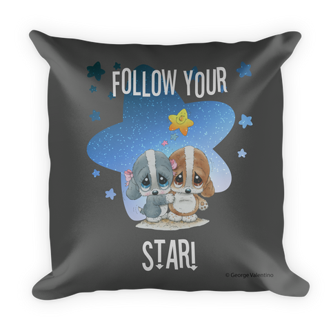 Follow Your Star Pillow