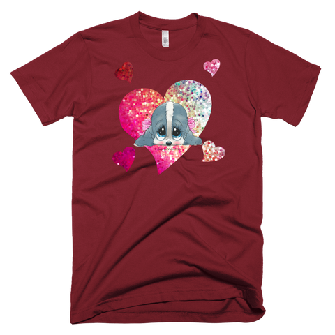 Honey® Head Heart T-Shirt