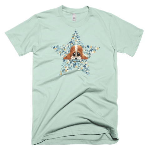 Sam® Head Stars T-Shirt