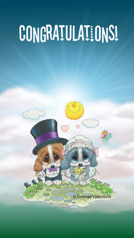 Wedding Sun E-Card
