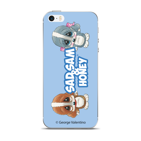 Sad Sam and Honey® Phone Case