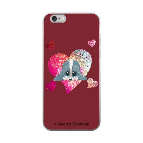 Honey® Head (Heart) Phone Case