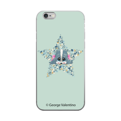 Honey® Head (Star) Phone Case