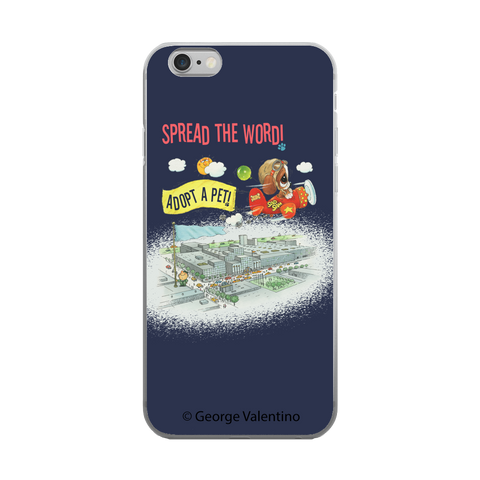 Spread the Word Phone Case