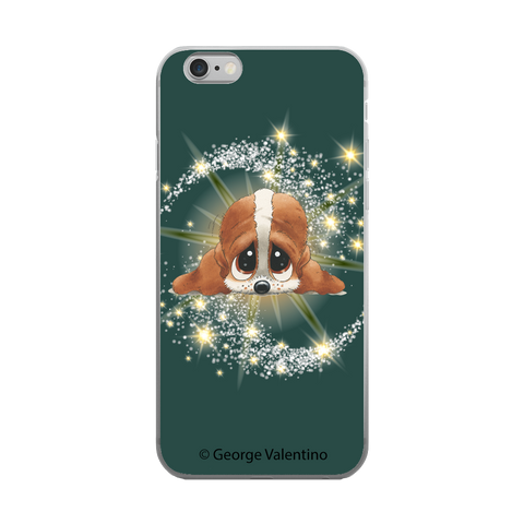 Sam® Head (Sparkles) Phone Case
