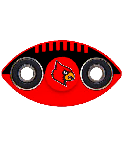 CARDINAL FOOTBALL SPINNERS