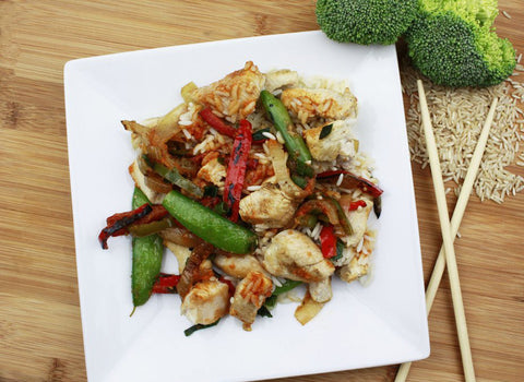 Fit Chicken Stir Fry