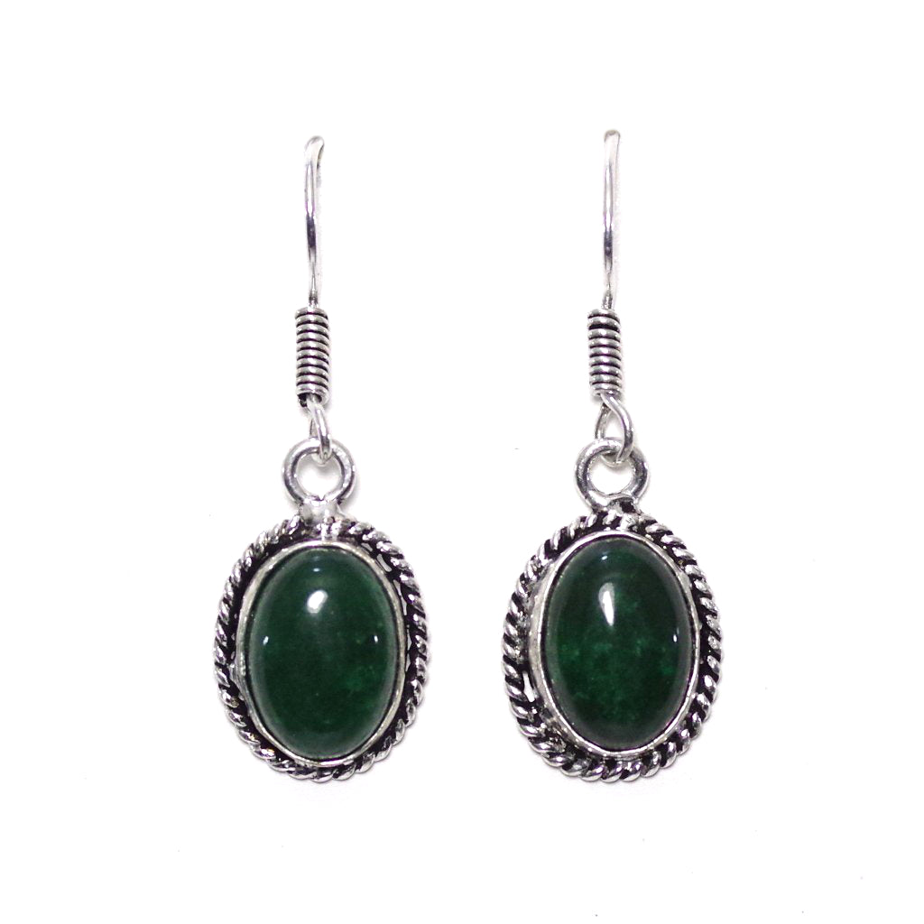 Myra Green Earrings