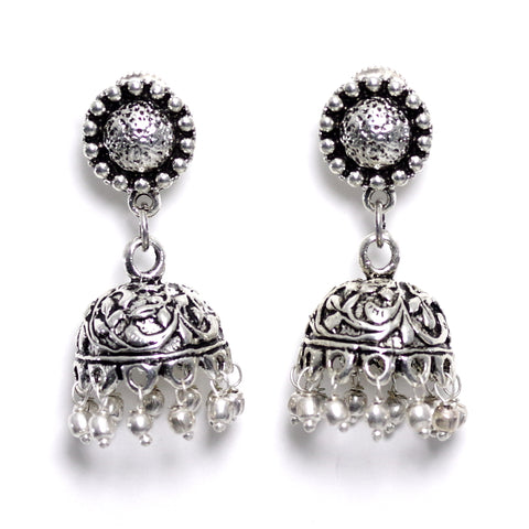 Duo Pearl Earrings