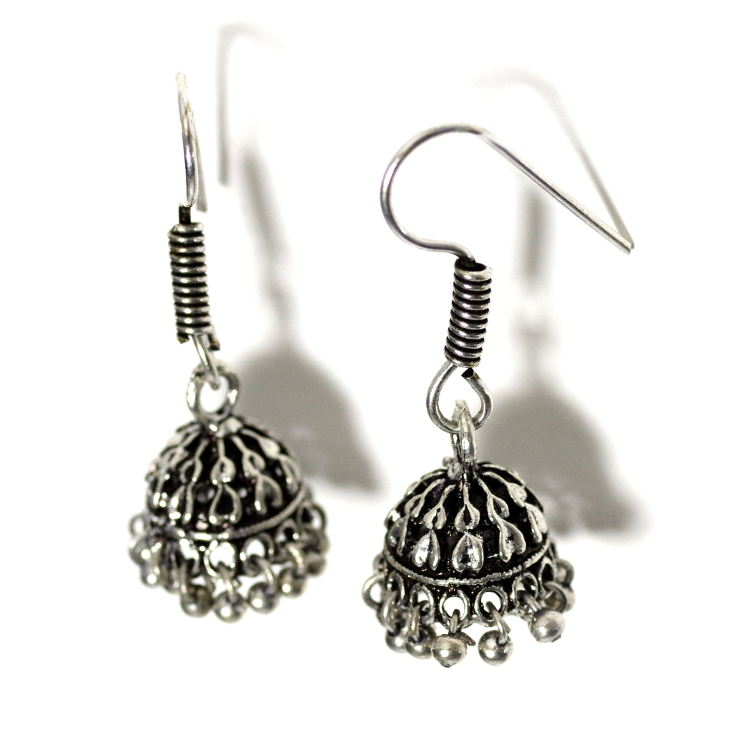 Nitya Jhumka Earrings