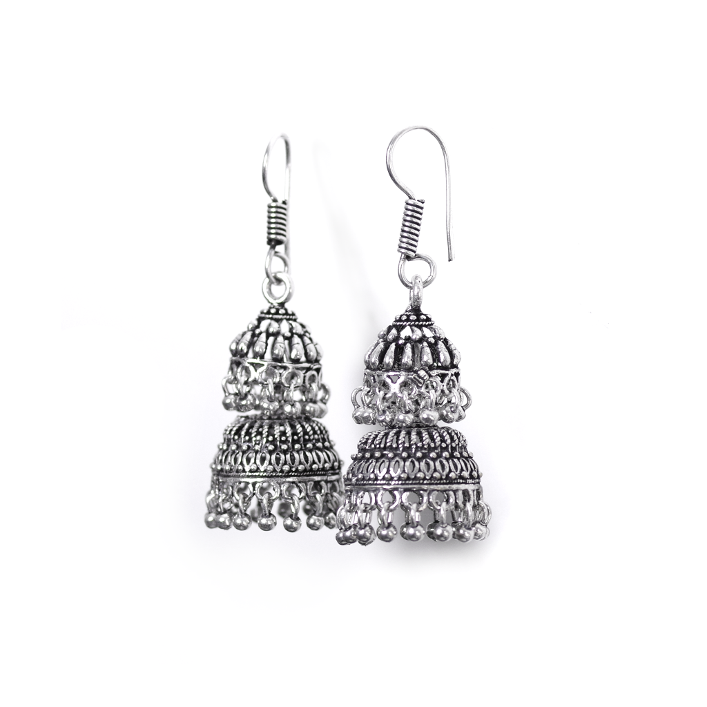 Aisha Jhumka Earrings