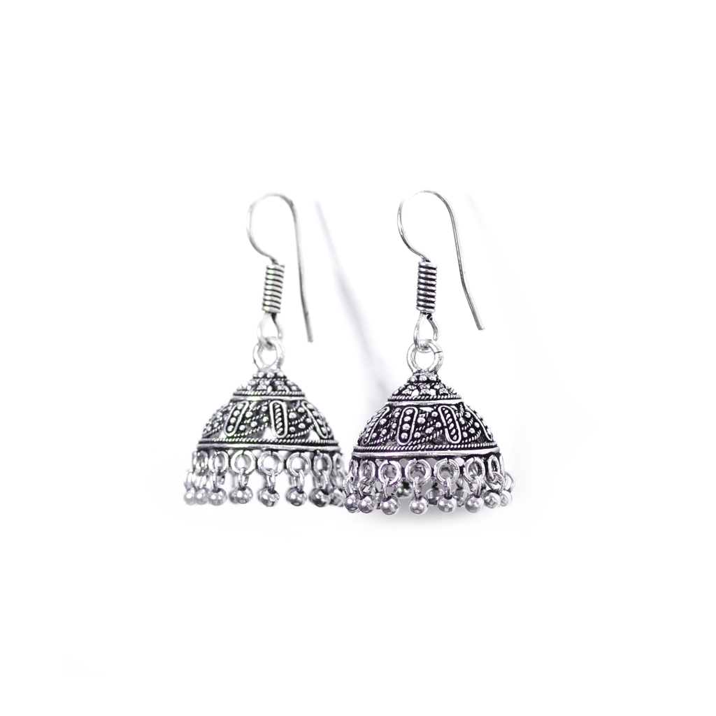 Chinmayi Jhumka Earrings