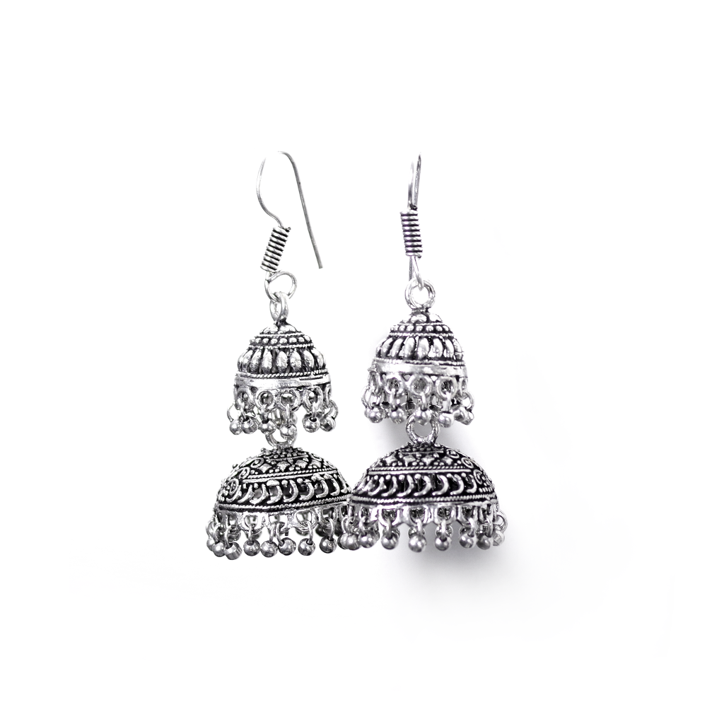 Danika Jhumka Earrings