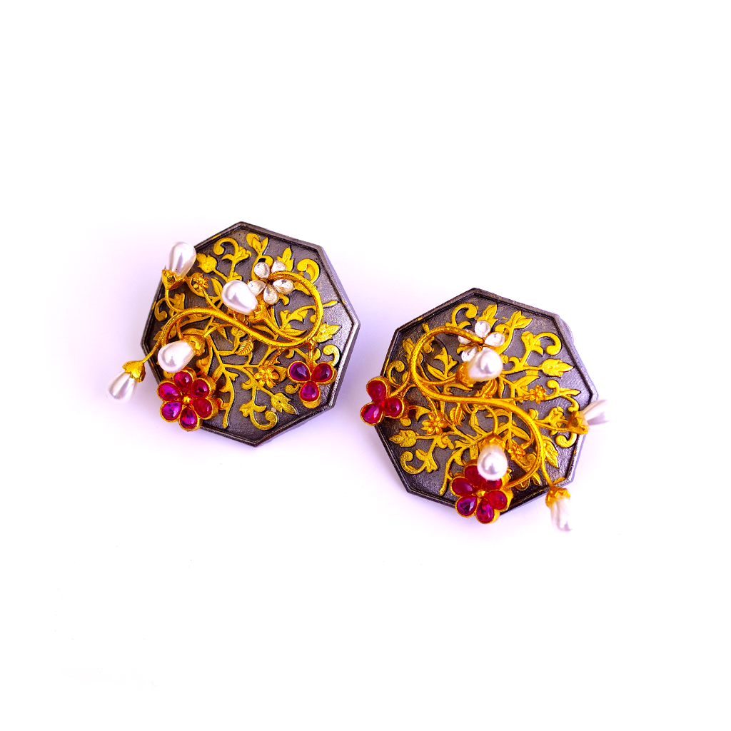 La'Belle Statement Earrings