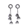 Nadia Jhumka Drop Earrings