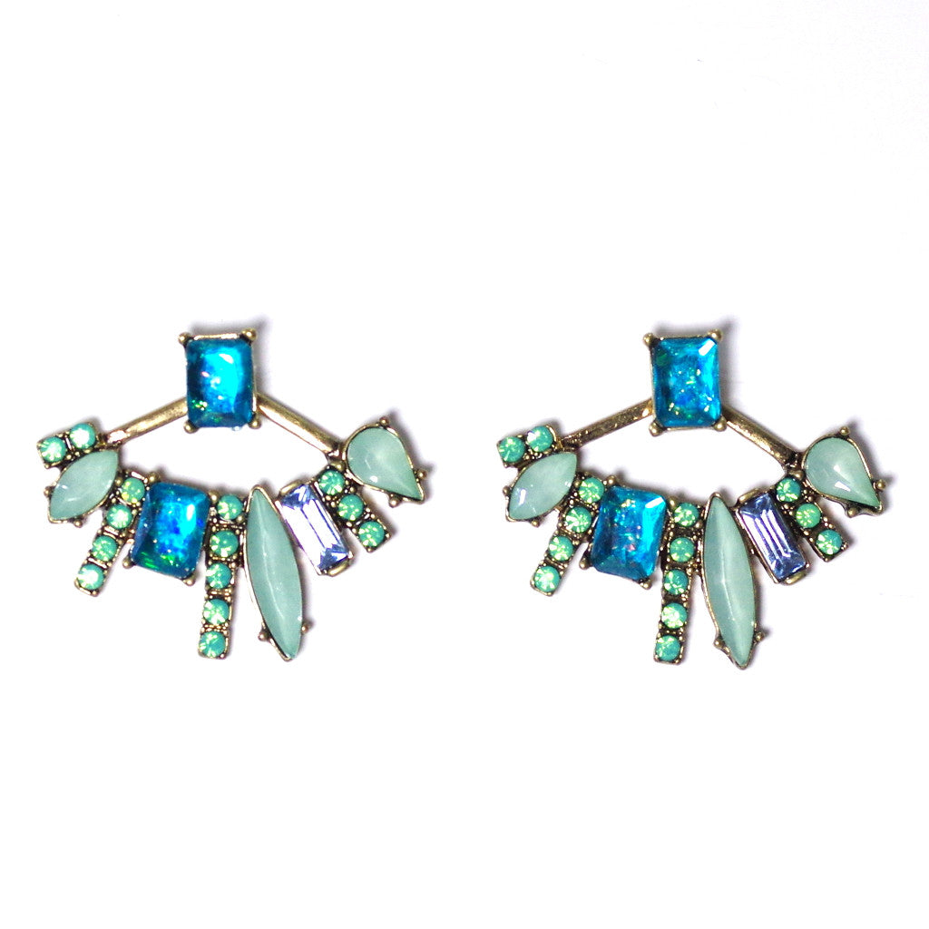 Blue Hues Earrings
