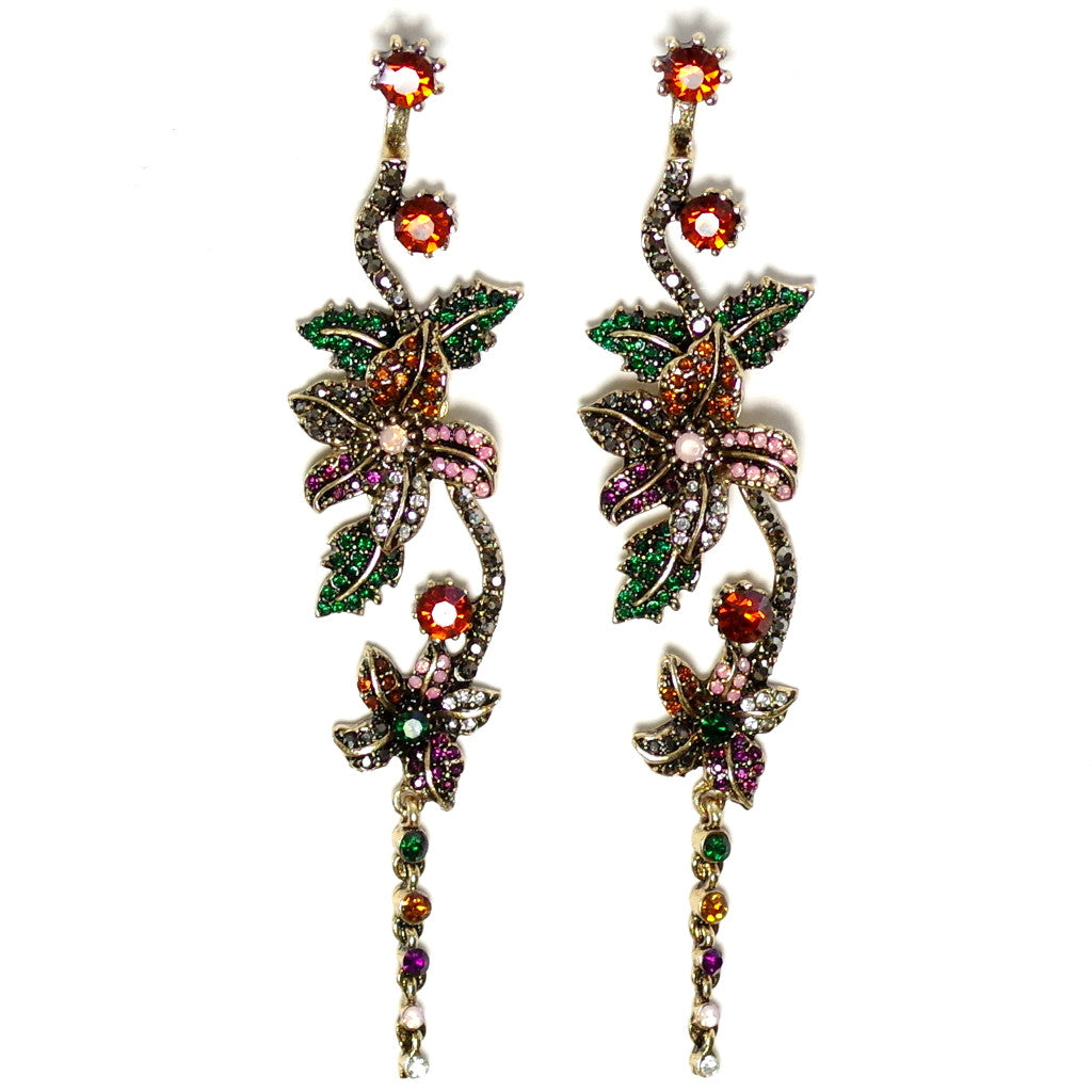 Shangri-La Earrings