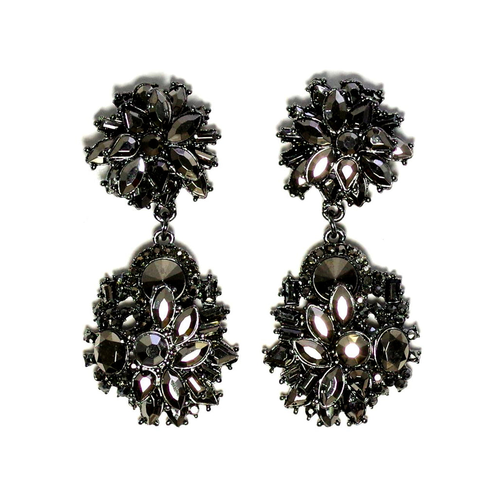 Splendico Furvus Earrings
