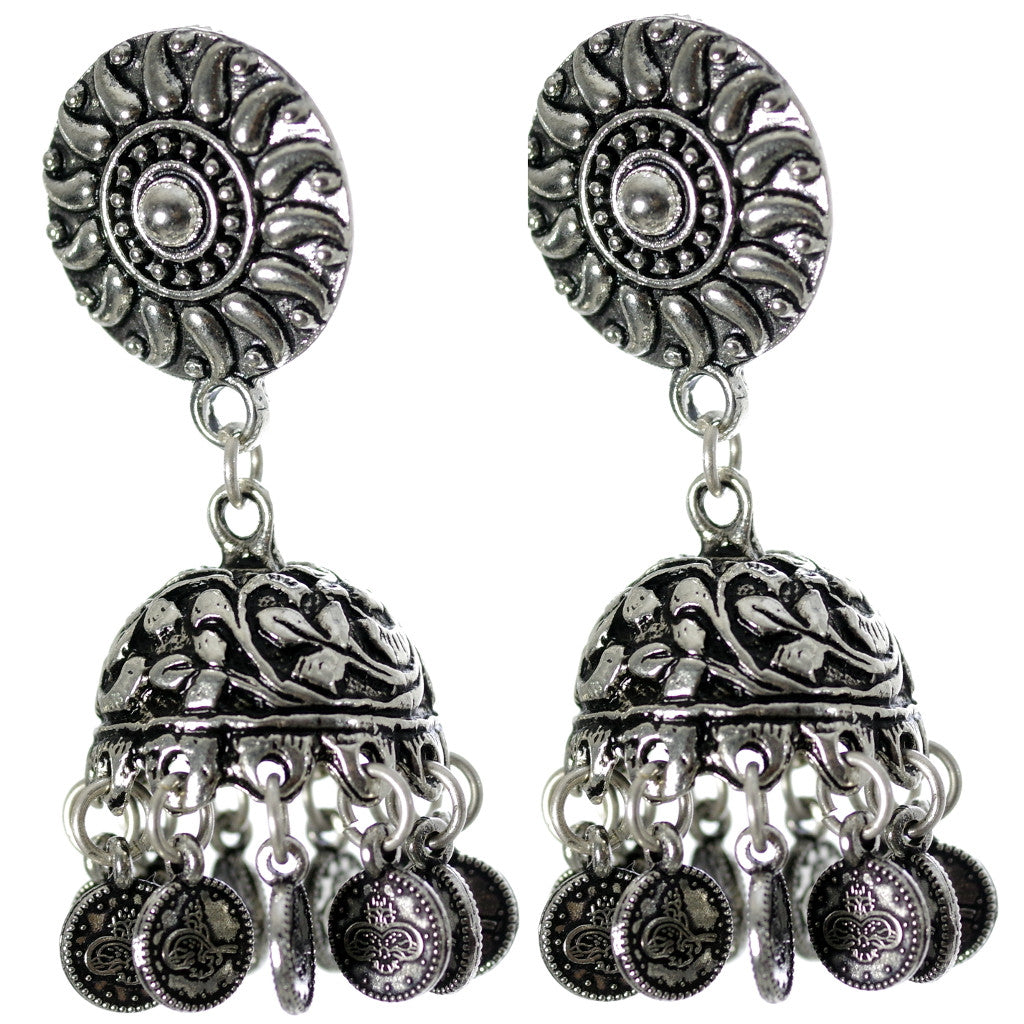 Budsu Jhumka Earrings