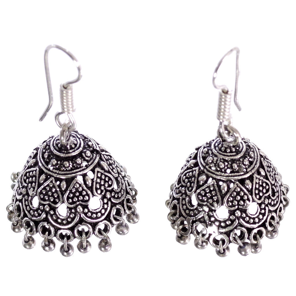 Palina Jhumka Earrings