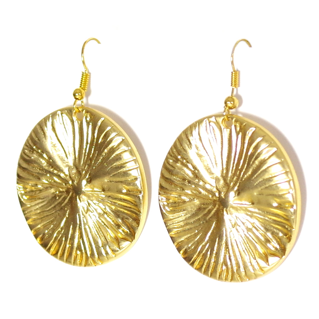 Agatha Gold Earrings