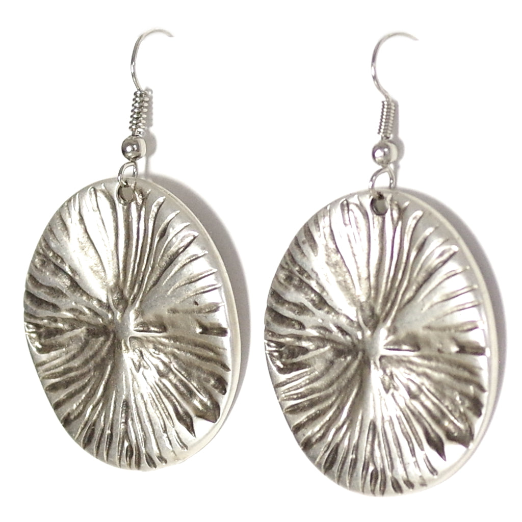 Agatha Silver Earrings - SATORI ACCESSORIES