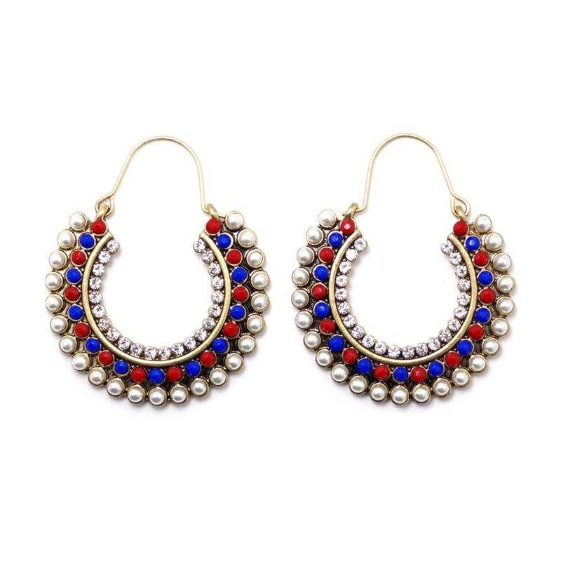 Deeva Earrings - SATORI ACCESSORIES