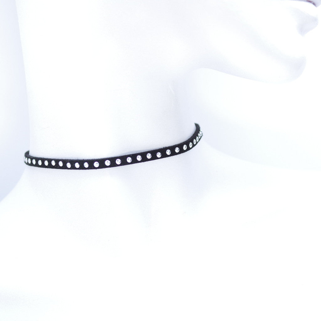 Studded Chic Choker