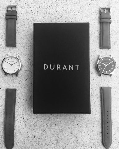 About Us - Durant Watches