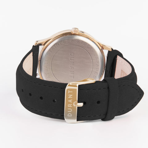 Black Suede Strap - Turbina Collection