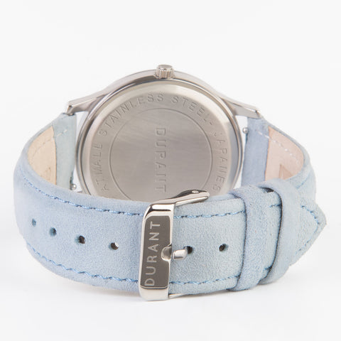 Blue Suede Strap - Dialmaster Collection