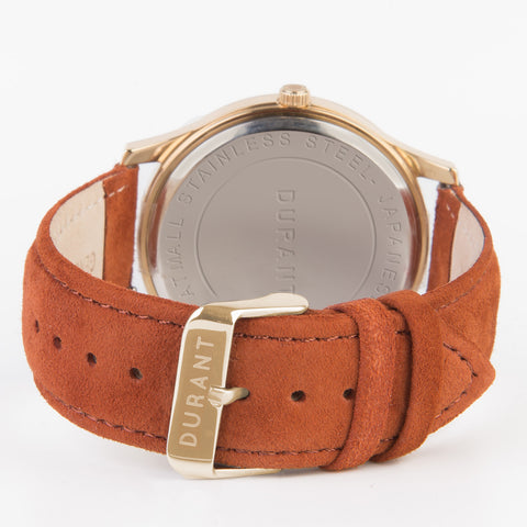 Brown Suede Strap - Turbina Collection
