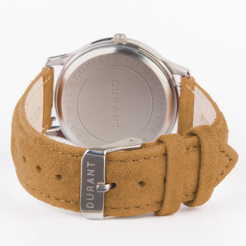 Camel Suede Strap - Turbina Collection