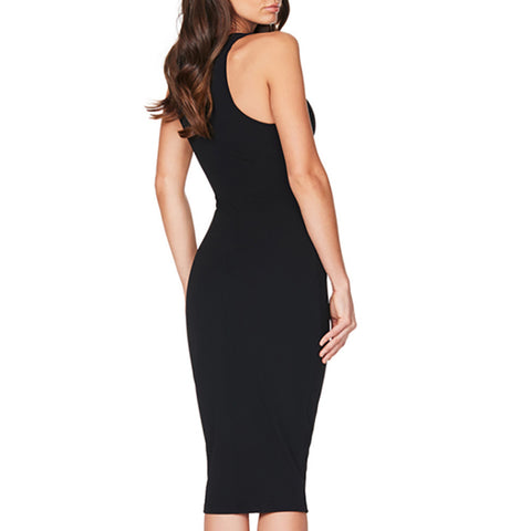 BAD TO THE BONE bodycon dress