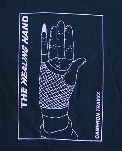 Cameron Traxxx (RT_02)- The Healing Hand Tee