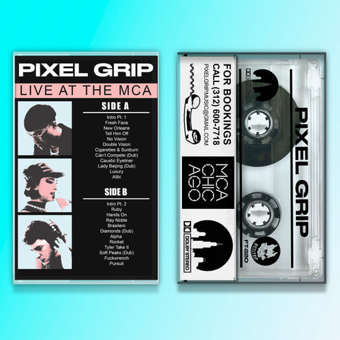 Pixel Grip Live at The MCA