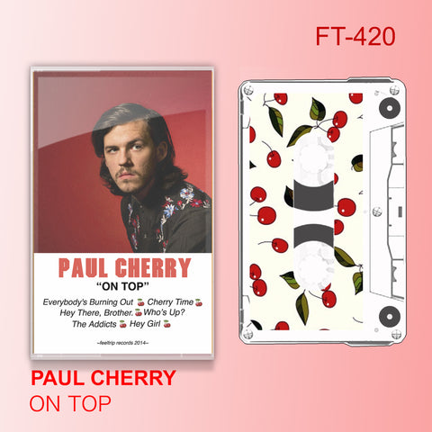 "Paul Cherry- ""ON TOP"" (FT-420)"
