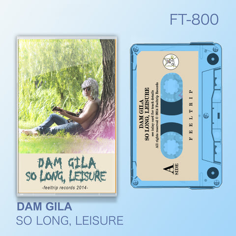 FT-800: DAM GILA- So Long, Leisure