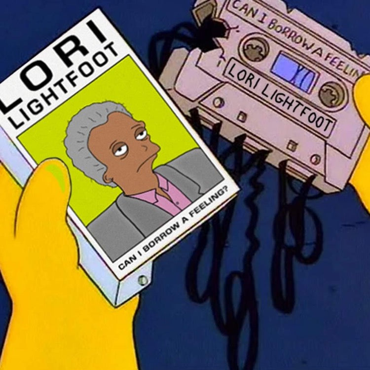 "Lori Lightfoot ""Can I Borrow A Feeling"" Valentines Mixtape"