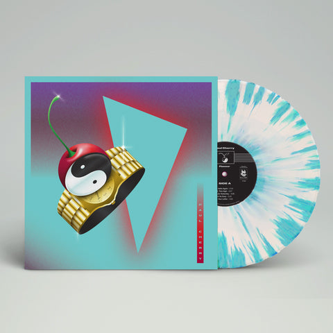 "Paul Cherry- ""Flavour"" Vinyl LP (Turquoise Splatter, 3rd Pressing)"